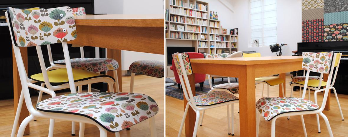 chaises chez Sophie 1