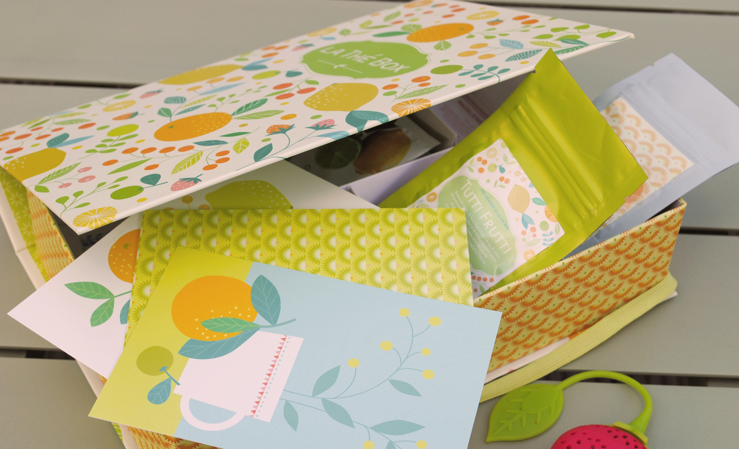Ambiance 3 thé box