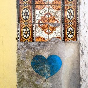 azulejos coeur