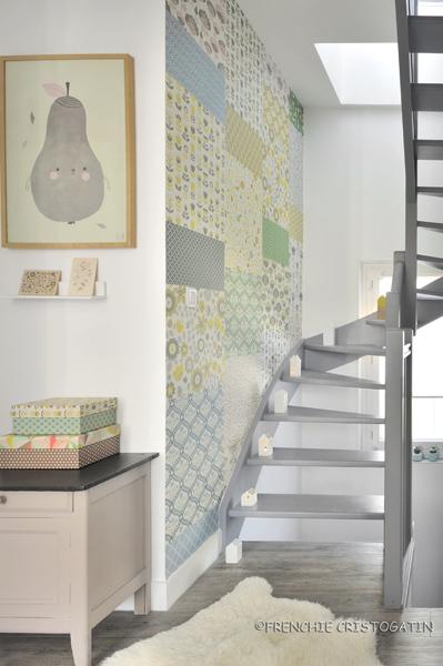 Céline escalier